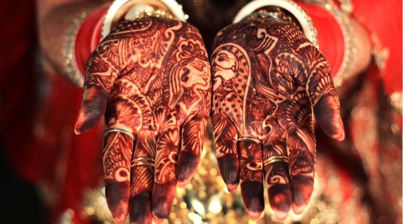 Mehendi Styles for the Bride