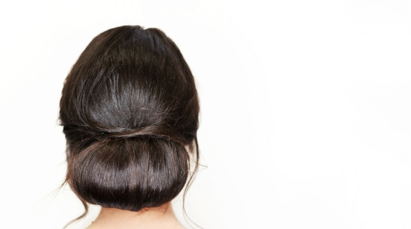 Six Awesome Bun Hairstyles for Your Engagement Ceremony