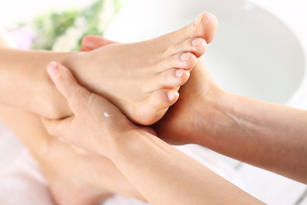 Pedicure and Foot Massage