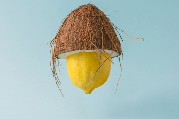 Coconut and Lemon Hair Mask