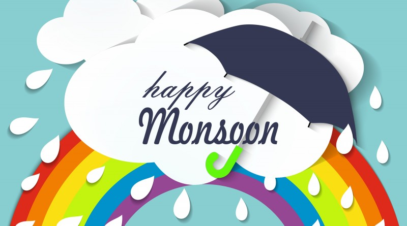 Happy Monsoons, but make sure that it does not ruin your beauty routine!