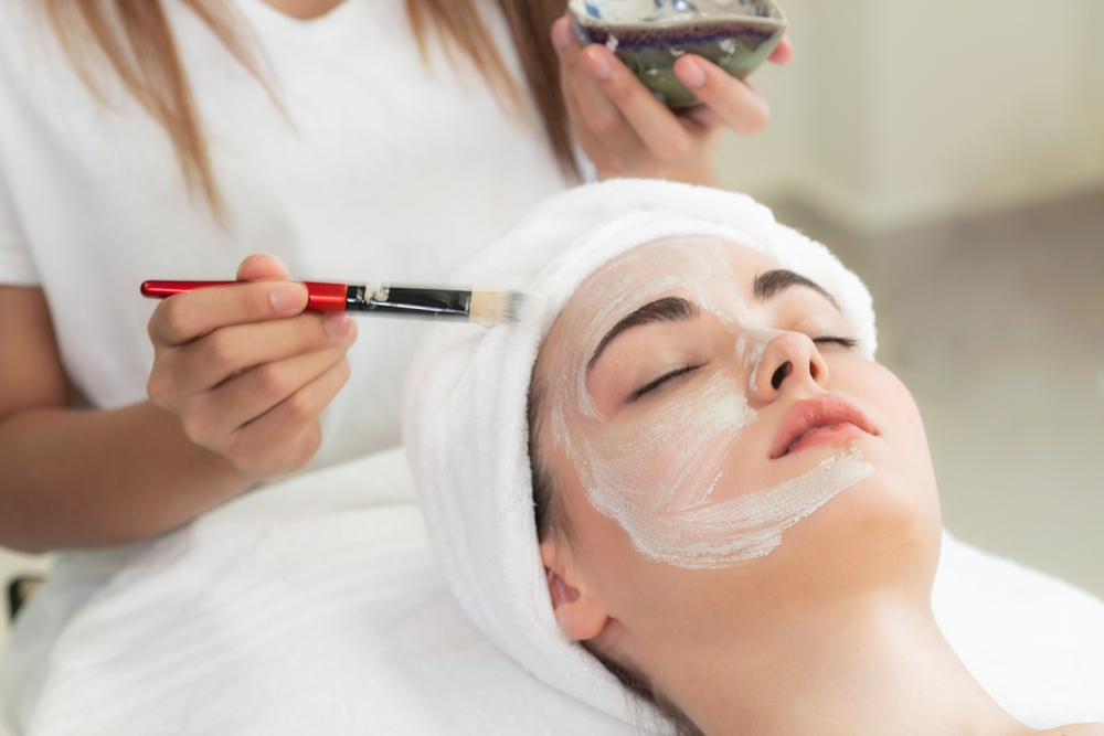 Facials from AHD = Bye bye Acne!