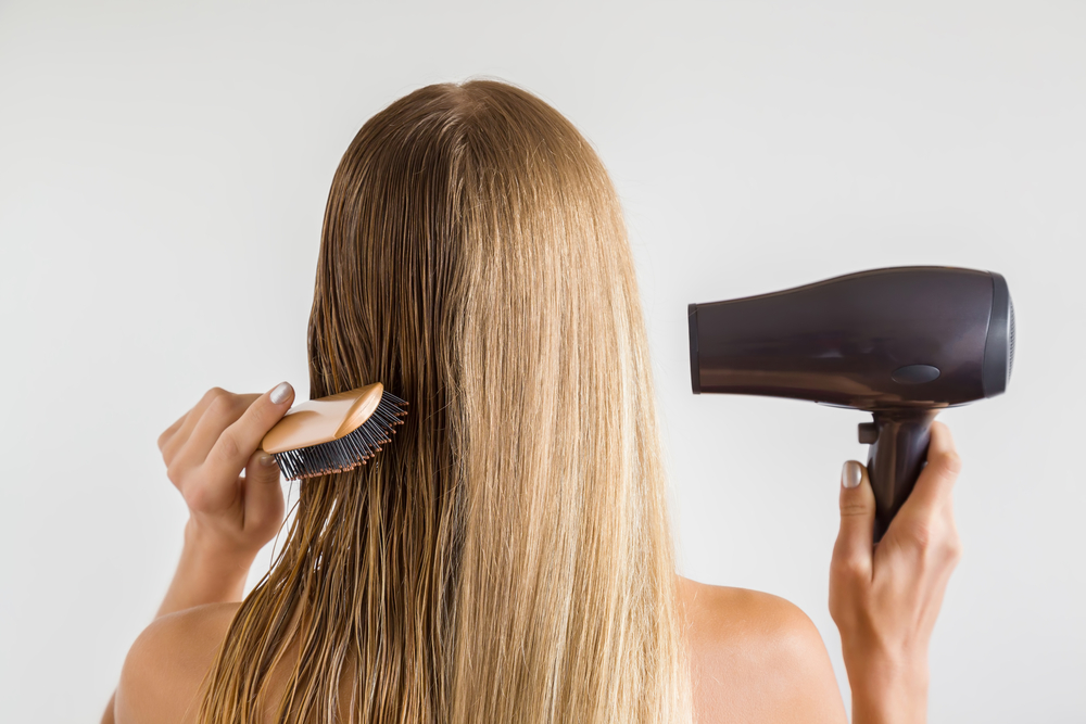 Keratin treatment with homecare is the best!