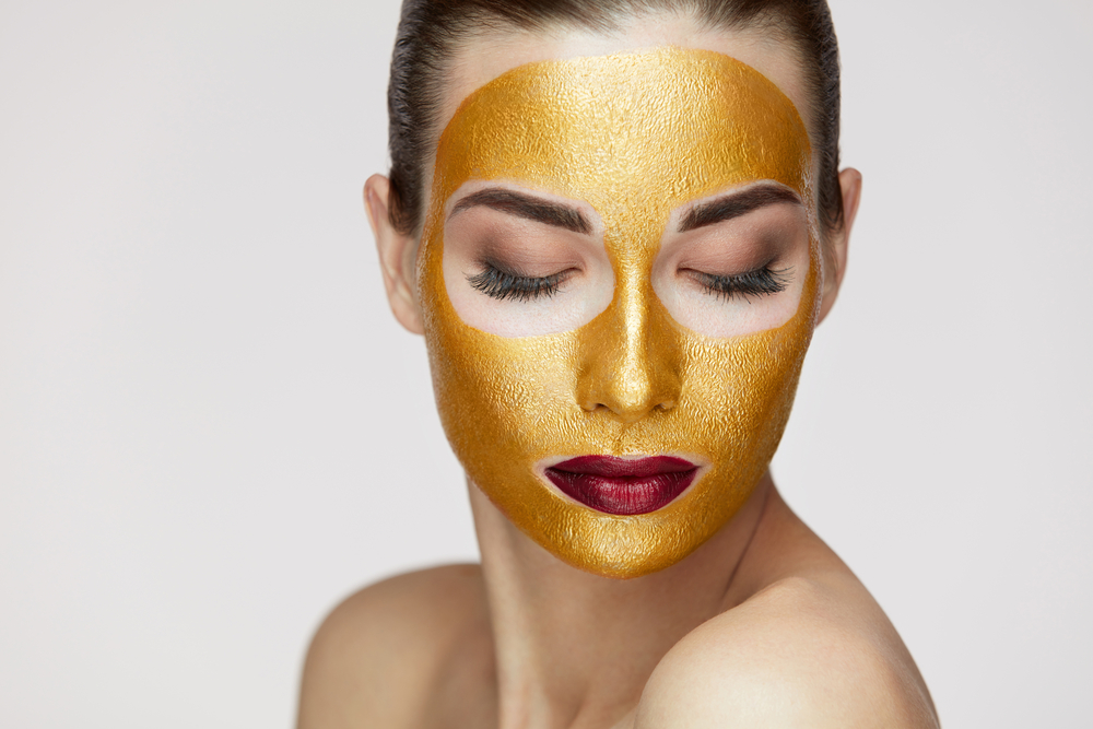 Recipe for ageless skin - Gold facial - a Kintsukuroi of a kind!